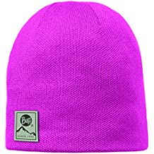 Original Buff - Knitted & Polar Hat Solid Unisex Adulto, talla unica, color Magenta