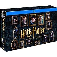 Harry Potter - l'Intégrale des 8 Films - Edition Prestige - Le monde des Sorciers de J.K. Rowling - Coffret Blu-Ray
