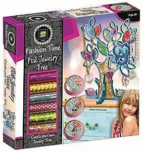 Diamant Toys 12433 Fashion Time - Árbol Decorativo para niña