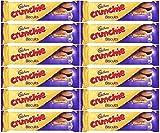x12 Cadbury Crunchie Easter Biscuits 130g