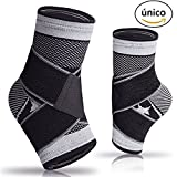 Best Compression Ankle Supports - Plantar Fasciitis Sock with Arch Support,Eases Swelling, Achilles Review