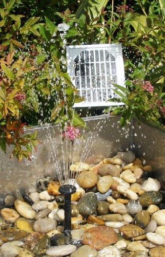 Pompa d'acqua a energia solare - 150LPH