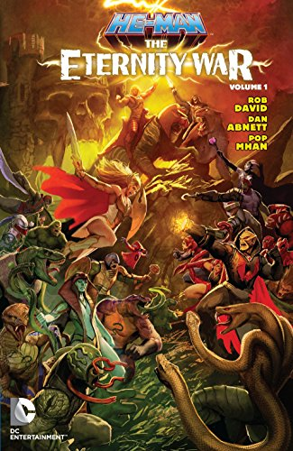 (W) Dan Abnett (A/CA) Pop Mhan Hordak and the Dark Horde have taken over Castle Grayskull and plan to use it to rule the universe. However, a resistance is building, led by She-Ra, the Sorceress Teela and the benevolent warrior He-Man! To what length...