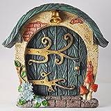 Puerta de hadas Cottage redonda Woodland