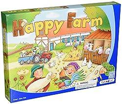 """HAPE Beleduc 22710"""" Happy Farm Spiel"""