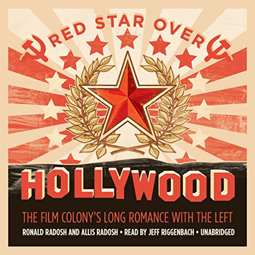 Red Star over Hollywood  Audiolibri