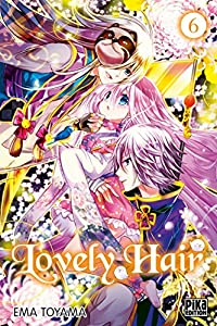 Lovely Hair Edition simple Tome 6