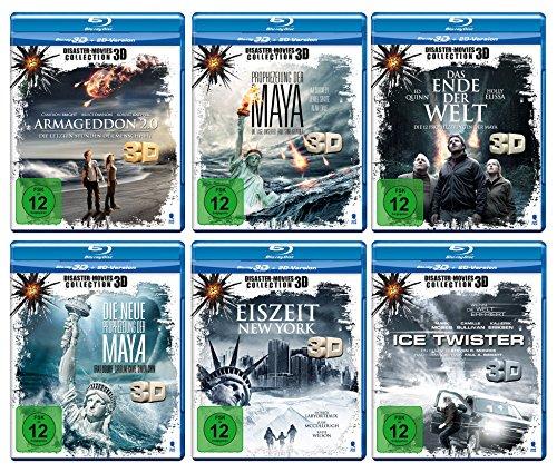 Mega-Storm-Edition (6-Disc-Set) [3D Blu-ray + 2D Version]