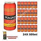 Original Magners Irish Cider 24x 500ml 4