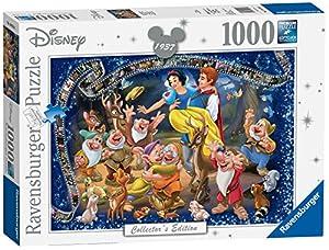 Disney Disney-19674 6 Blancanieves Puzzle 1000 Piezas, (Ravensburger 19674)