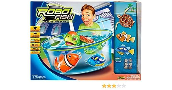 Deep sea fish Playset ZURU 22786 Robo