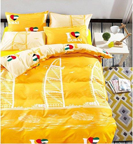 Leinwandbindung-weichen-Polyester-Faser-Reaktivfarbstoffen-Landschaften-rund-um-die-Welt-nach-Hause-Schlafzimmer-3D-Vierstck-Queen-Bett-Gre-dubai-lugger-hotel
