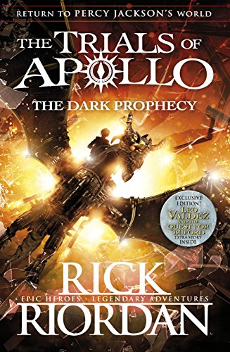 The Trials of Apollo 02. The Dark Prophecy