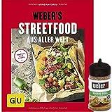 Weber Weber's Streetfood aus aller Welt (GU s Grillen) heiss auf Neues vom Grill Veggie Grillgewürzmischung