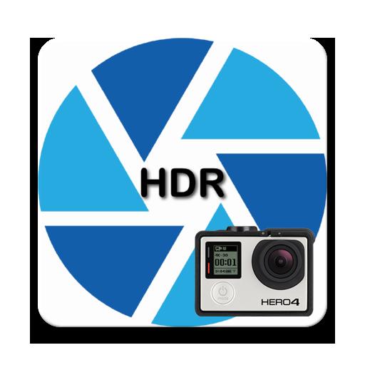 HDR für GoPro Hero 4 Kameras Sec Cam
