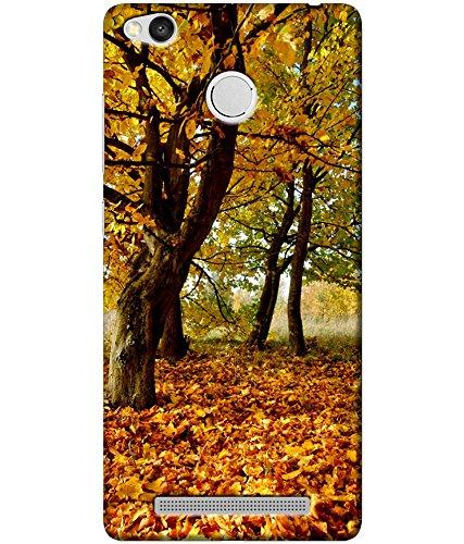 Fashionury Back cover for Redmi 3s Prime
