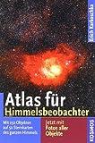 Atlas für Himmelsbeobachter - Erich Karkoschka