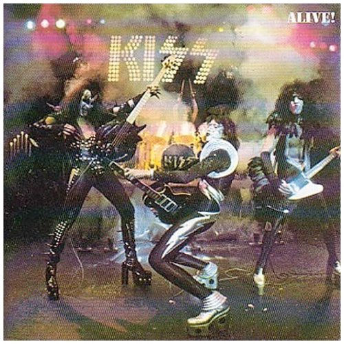 Alive! [2 CD Remastered] by Kiss (1997-07-15)