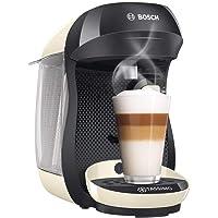 Bosch TAS1007 Tassimo Happy Kapselmaschine (über 70 Getränke, vollautomatisch, geeignet für alle Tassen, einfache…
