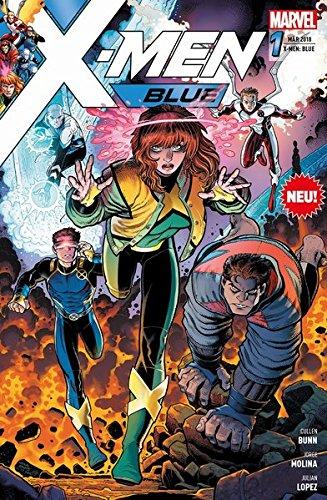 X-Men: Blue: Bd. 1: Reise ins Blaue