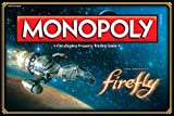 Firefly Edition Monopoly Board Game by USAopoly