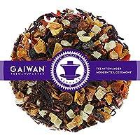 N° 1278: Tè alla frutta in foglie Punch Invernale - 250 g - GAIWAN® GERMANY - tè in foglie, ananas, papaia, mela, ibisco, rosa canina, uva passa, rooibos
