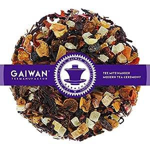 "N° 1278: Tè alla frutta in foglie""Punch Invernale"" - 250 g - GAIWAN GERMANY - tè in foglie, ananas, papaia, mela, ibisco, rosa canina, uva passa, rooibos"