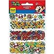 """Tischkonfetti """"Super Mario"""" 3er Pack 34g"""