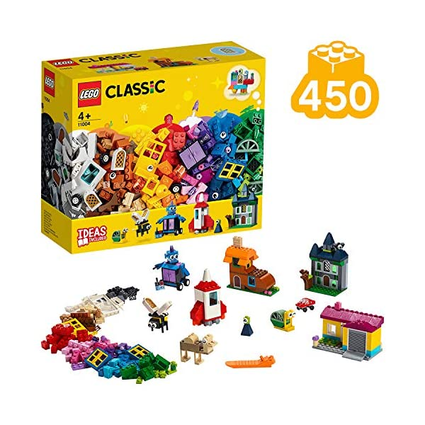 LEGO Classic - Gioco per Bambini Le Finestre della Creatività, Multicolore, 6250769 1 spesavip