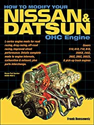 How to Modify Your Nissan/Datsun OHC Engine