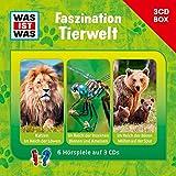 Was Ist Was 3-CD Hörspielbox Vol.7 - Faszination Tierwelt -