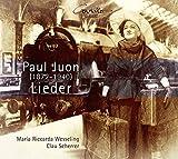 Paul Juon: Lieder by Clau Scherrer