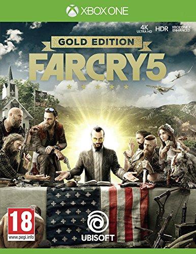 Far Cry 5 Edition Gold