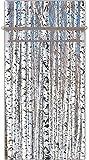 Artland Qualitätsmöbel I Garderobe mit Hutablage 60 x 120 cm Botanik Bäume Laubbaum Foto Schwarz Weiß G3GT Winterbirkenwald Wintergelassenheit