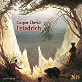 Caspar David Friedrich 2019: Kalender 2019 (FINE ARTS)