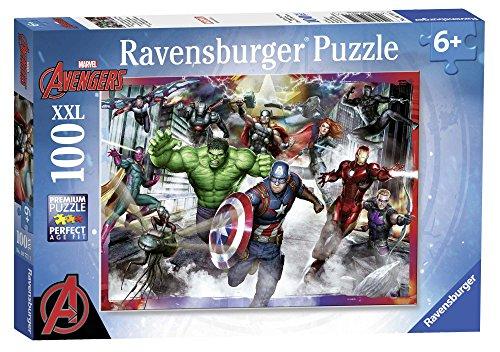 Avengers Assemble XXL Kunstnägel Puzzle ()