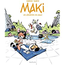 Maki - tome 1 - Un lémurien en colo