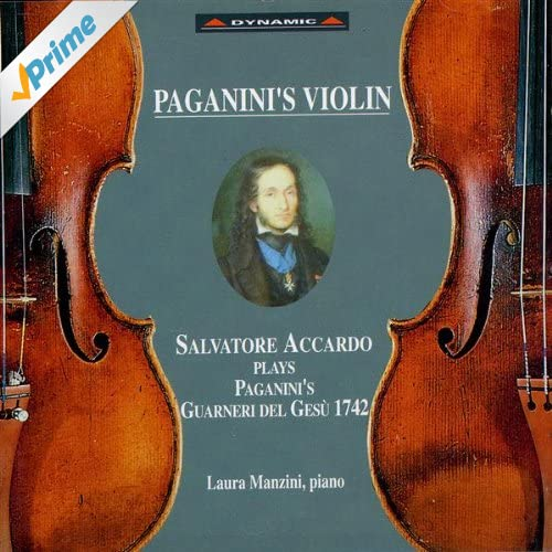 3 Paganini Caprices, Op. 40: No. 1. Caprice No. 20