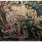 Alma & Gustav Mahler - Lieder -SACD/CD - plays on all CD players