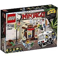 Lego Ninjago - La Poursuite dans la Ville - 70607 - Jeu de Construction