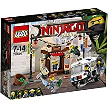 LEGO Ninjago - Ninjago Persecución en ciudad (70607)