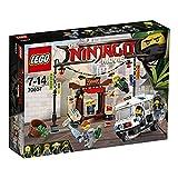 LEGO Ninjago 70607 - Verfolgungsjagd in Ninjago City