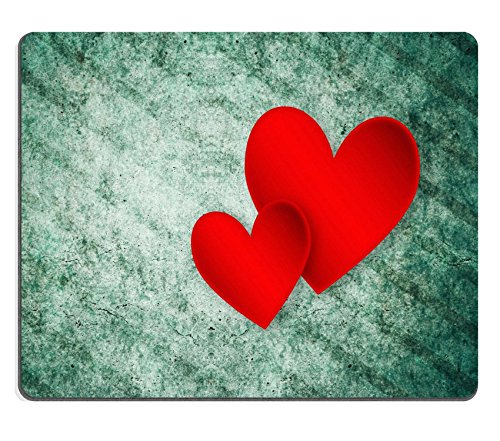 mousepads-red-hearts-on-grunge-concrete-texture-background-image-id-36369129-by-liili-customized-mou