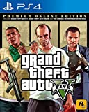 #9: Grand Theft V - Premium Edition (PS4)