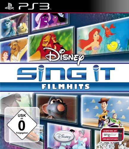 Disney Sing it: Filmhits (Disney-karaoke-playstation 3)