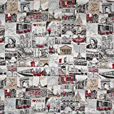 Fabulous Fabrics Jacquard Gobelin Städte –