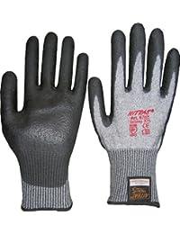 NITRAS TAEKI Spezialfaser Strick-Handschuhe - EN388 CE Cat 2 - Größe: M