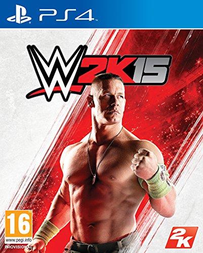 WWE 2K15 [AT-Pegi] - [PlayStation - Spiel 2k15 Wwe