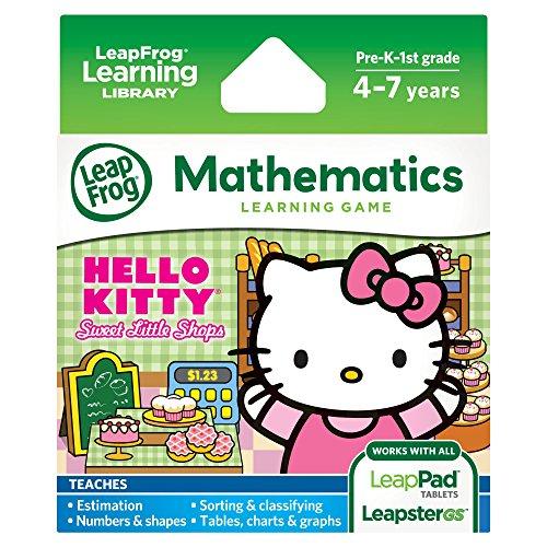 LeapFrog Entdeckungs-Spiel: Hello Kitty Sweet Little Shops (für LeapPad und Leapster) (Fisch-spiel-tisch)