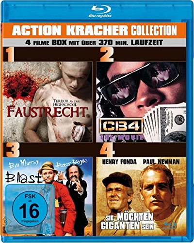 Action Kracher Collection [Blu-ray]